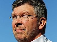 Ross Brawn (Mercedes-Teamchef)