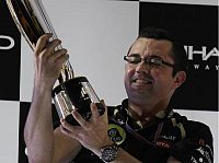 Eric Boullier (Lotus-Teamchef)