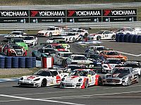 Start zur GT-Masters-Saison 2012 in Oschersleben