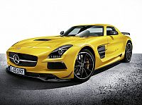 Mercedes-Benz SLS AMG Coup� Black Series