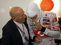 Stirling Moss, Jenson Button