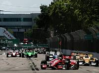 IndyCar-Saisonauftakt 2012 in St. Petersburg