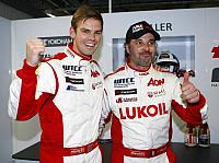 Tom Chilton, Yvan Muller