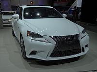 Der Lexus IS 250 F-Sport