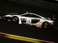 Mehr - 24h Spa 2016: Bestzeit für McLaren vor Superpole