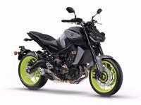 Auto & Bike - Yamaha MT-09 bekommt für 2017 ein neues Gesicht