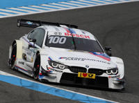 DTM - BMW absolviert Young-Driver-Test in Jerez erfolgreich