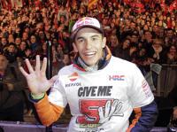 Motorrad - Marc Marquez kassiert Auszeichnung in London