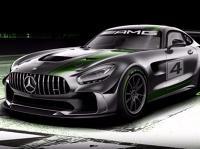 Mehr - Mercedes-AMG entwickelt GT4-Sportwagen