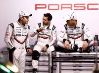 Nick Tandy, Neel Jani und Andre Lotterer
