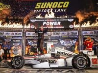 Will Power, Victory Lane
