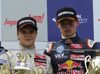 Max Verstappen wünscht Lucas Auer den Formel-1-Aufstieg