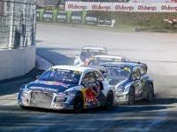 Solberg vs. Ekström: Showdown um Platz zwei in der WRX