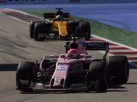 Force India: Nico Hülkenberg (noch) besser als Esteban Ocon