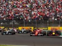 Mehr Formel-1-Action: Bald wieder drei Autos pro Startreihe?
