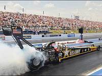 Tony Schumacher Dragster