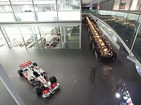 TAG-Heuer-Party bei McLaren in Woking