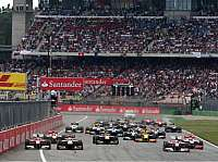 Start in Hockenheim 2010