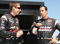 Will Power Helio Castroneves