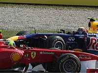 Felipe Massa, Mark Webber