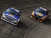 Martin Truex Jun., Brian Vickers