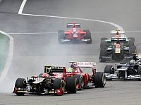 Romain Grosjean, Felipe Massa