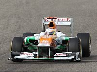 Paul di Resta, Romain Grosjean