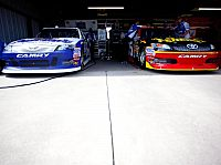 Mark Martin, Clint Bowyer