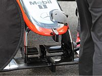 McLaren-Messinstrument