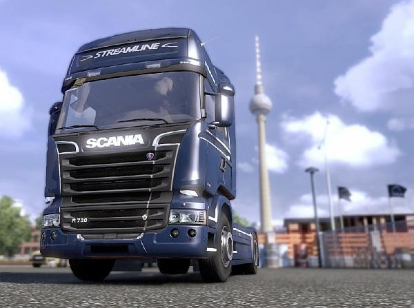 Euro Truck Simulator 2: Gold Bundle(2013) PC Repack от xatab.