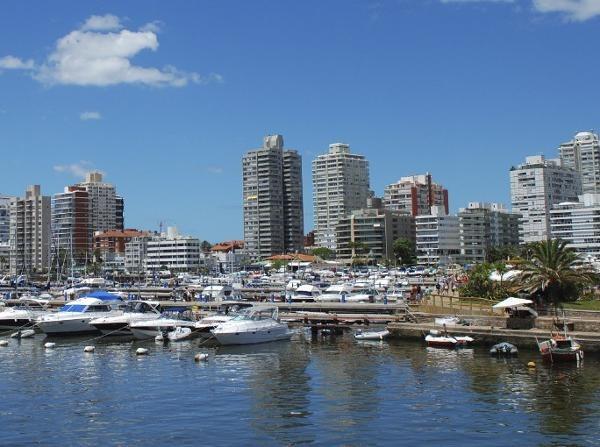 Punta del Este wird auch als Monte Carlo Südamerikas bezeichnet