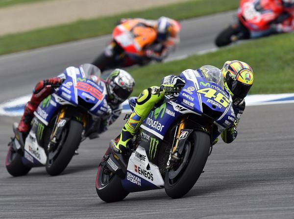 Brnn-Test: Yamaha mit 2015er-Modell, HRC mit Detaillsungen - Motorrad bei Motorsport-Total.com