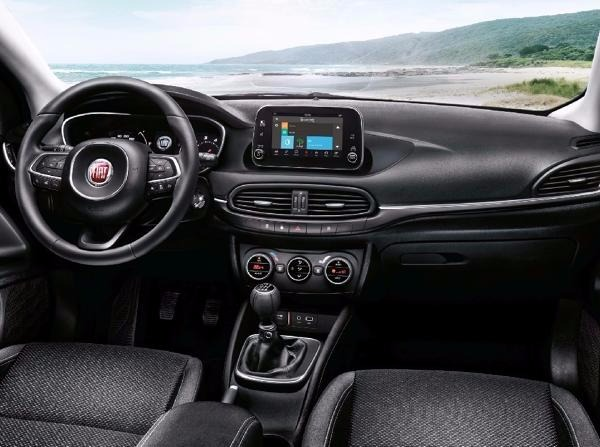 fiat tipo 2016 ausstattung lounge fiat tipo 2016 comeback in der kompaktklasse auto. Black Bedroom Furniture Sets. Home Design Ideas