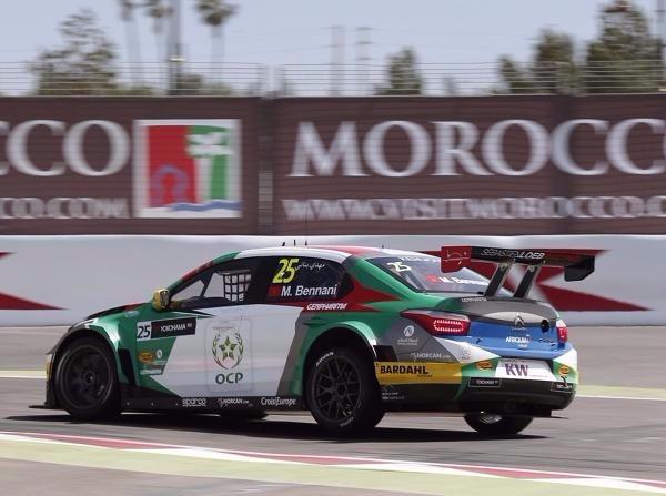 Mehdi Bennani verlor am grünen Tisch Platz vier im Hauptrennen