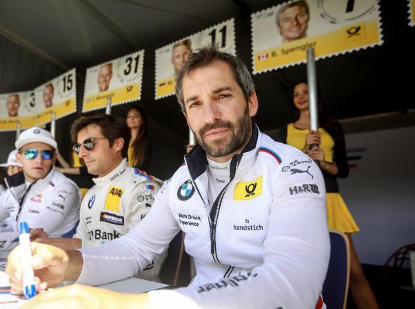 Timo Glock und sein unerfreuliches Treffen mit einem ehemaligen Formel-1-Kollegen