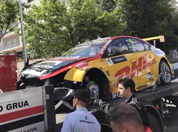 Tom Coronels Unfall wird von der FIA untersucht