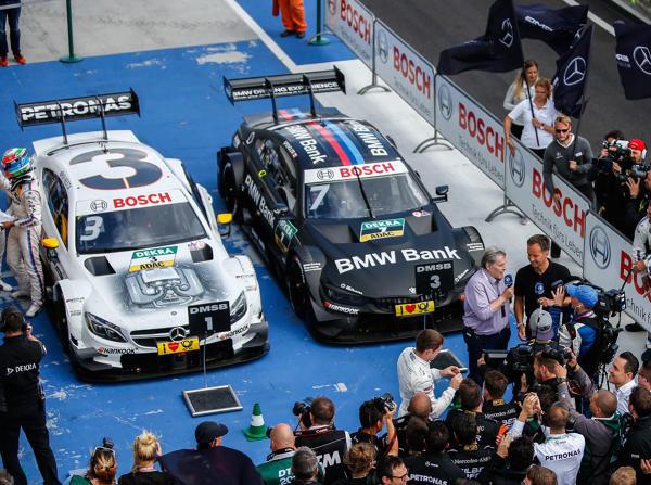 Das Samstagsrennen der DTM auf dem Norisring wird nicht in der ARD übertragen