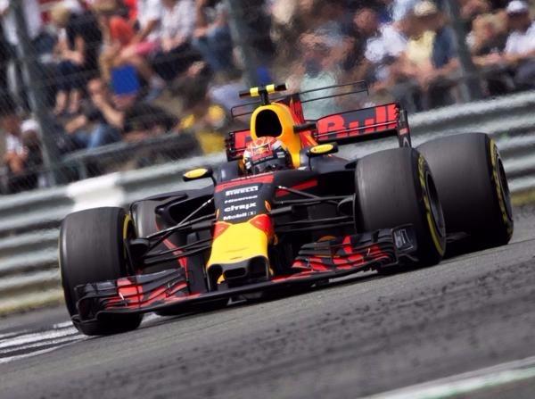 In Silverstone setzte Red Bull einen neuen Frontflügel ein
