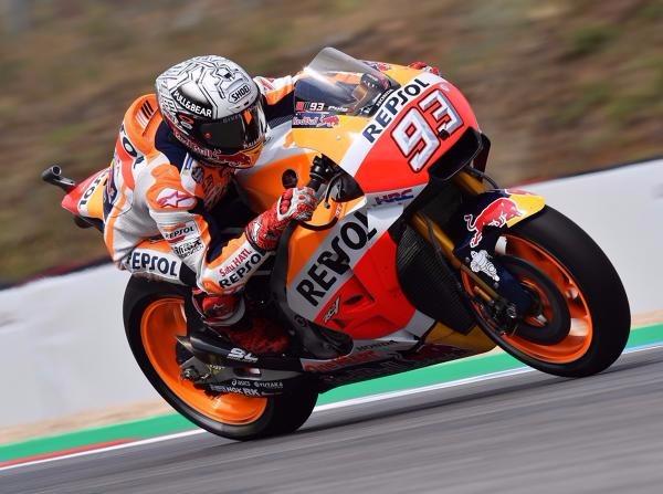 MotoGP Live-Ticker Brünn: Marquez vor Rossi auf Pole - Motorrad