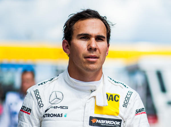 Startet DTM-Pilot Robert Wickens bald in der IndyCar-Serie?