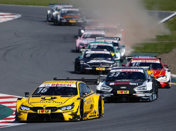 Timo Glock und Rene Rast sind schockiert über den DTM-Ausstieg von Mercedes