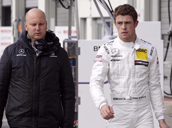 Paul di Resta hat am Nürburgring keine schlechte Bewerbung abgegeben