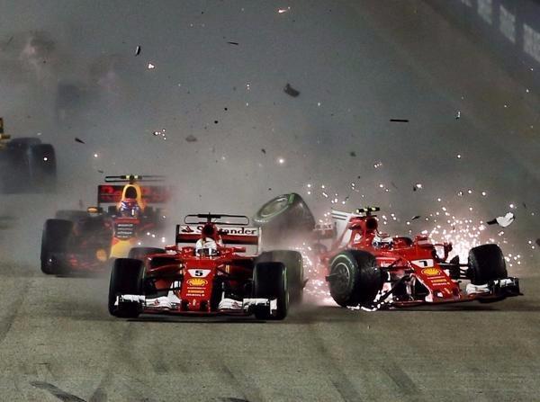 Lewis Hamilton glaubt, dass Sebastian Vettel zu wenig Informationen hatte