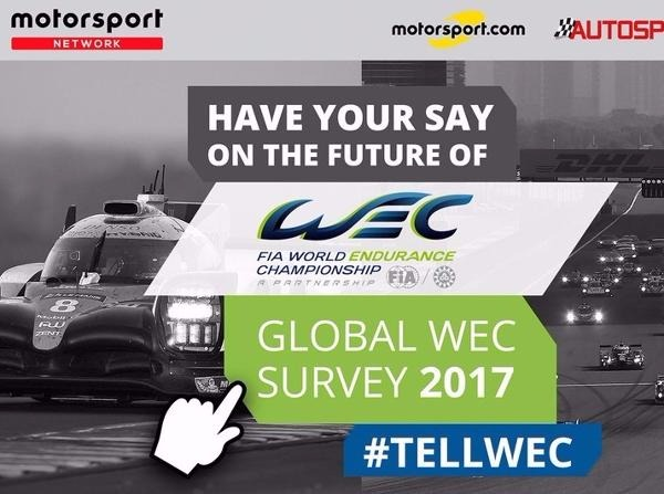 WEC Fanumfrage, Survey