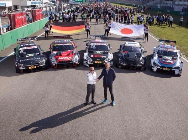 Ein Signal für die Zukunft: Super-GT-Autos waren in Hockenheim zu Gast