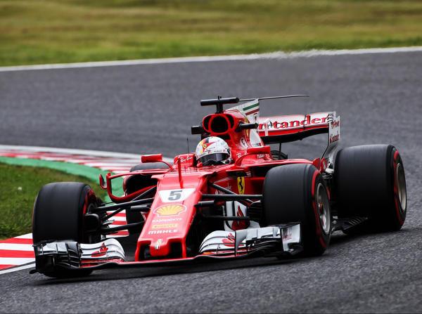 Volle Konzentration auf die WM-Mission: Vettel will mit Ferrari wieder siegen
