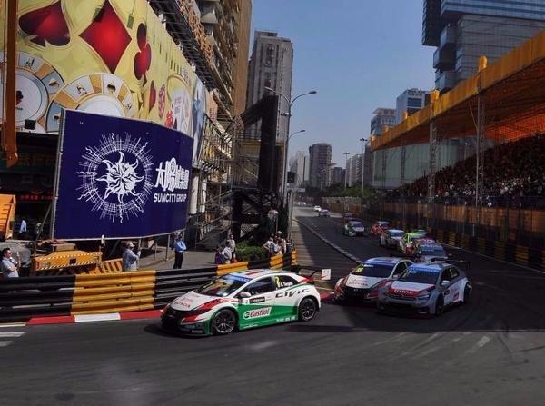 Die WTCC wartet beim Comeback in Macao mit 20 Teilnehmern auf
