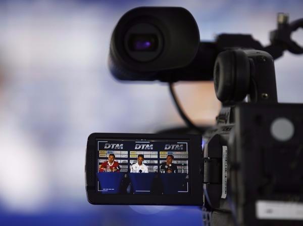 Ab 2018 werden die Kameras von SAT.1 das DTM-Geschehen einfangen