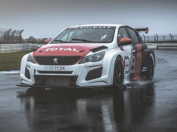 Der neuen Peugeot 308 TCR soll beim Fahren Spaß bringen