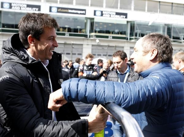 Ex-Formel-1-Fahrer Gerhard Berger verteidigt die Belange der DTM
